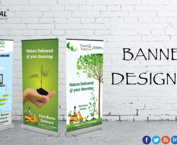 BANNER-designing